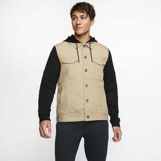 Nike Men's Jacket Hurley Timber Trucker