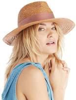 Sole Society Wide Brim Raffia Hat