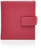Longchamp Le Foulonne Leather French Wallet
