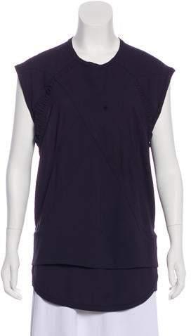 IRO Crew Neck Short Sleeve Tunic