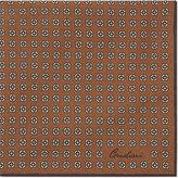 Corneliani Reversible Silk Pocket Square