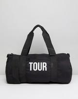 Reclaimed Vintage Tour Barrel Bag