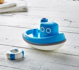 Pottery Barn Kids Tug Boat Blue