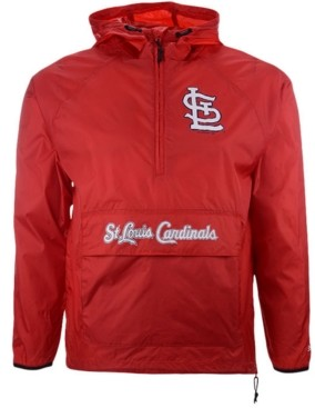 5th & Ocean New Era Women's St. Louis Cardinals Windbreaker