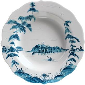 Juliska Country Estate Delft Blue Rim Soup Bowl