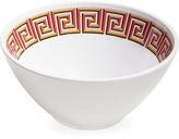 Jonathan Adler Orange Mykonos Melamine Bowl