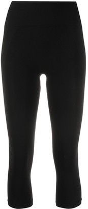 Filippa K Soft Sport Cropped Seamless Leggings