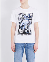 True Religion World Tour Cotton T-shirt