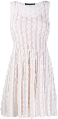 Antonino Valenti Embroidered Shift Dress