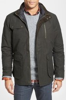 Rodd & Gunn Men's 'Harper' Water Resistant 3-In-1 Waxed Canvas Jacket