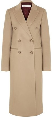 Victoria Beckham Double-breasted Cashmere-felt Coat