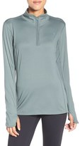 The North Face Women's 'Motivation' Quarter Zip Pullover