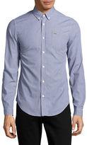 Lacoste Gingham Sport Shirt