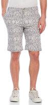 Bellfield Hessett Linear Print Shorts