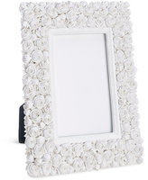 Marks and Spencer White Rose Photo Frame 10 x 15cm (4 x 6inch)