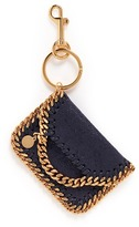 Stella McCartney 'Falabella' clutch keyring