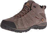 Columbia Men's Redmond Mid Leather Omni-tech Wide Hiking Boots