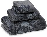 Kenneth Cole Reaction Home Etched Floral Towel Collection