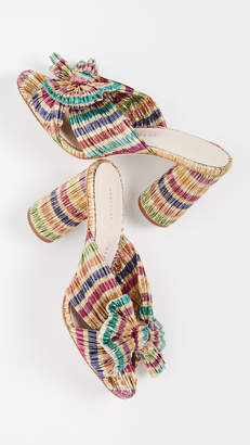 Loeffler Randall Penny Knot Mules