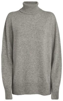 The Row Wool-Cashmere Stepny Sweater