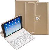 COO Case , PU Leather With Wireless Removable Bluetooth Keyboard for Apple