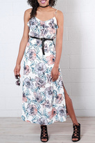 Everly Floral Maxi Dress