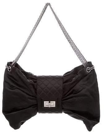 Chanel Satin Bow Bag