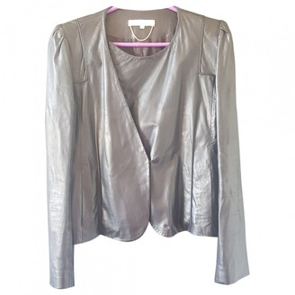 Vanessa Bruno Black Leather Jacket for Women