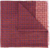 Corneliani printed scarf