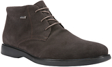 Geox Brayden Amphibiox Waterproof Leather Chukka Boots, Coffee