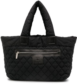 Chanel Pre Owned Cocoon tote bag