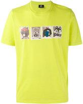 Paul Smith photo print T-shirt - men - Cotton - M