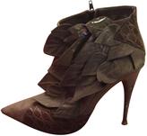 Chloé Short Boots
