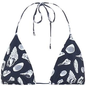 The Upside Shells Jodhi bikini top
