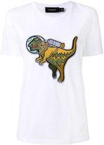Coach Space Rexy T-shirt - women - Cotton - XS