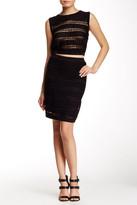 Wow Couture 2-Piece Braided Trim Tank & Skirt Set