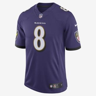 Nike Men's Limited Football Jersey NFL Baltimore Ravens Vapor Untouchable (Lamar Jackson)