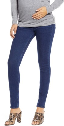 Isabella Oliver Over the Belly Maternity Skinny Jeans