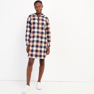 Roots Kingston Plaid Dress