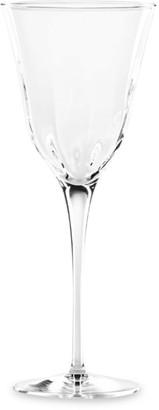Vietri Optical Clear Wine Glass