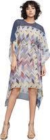 BCBGMAXAZRIA Suzy Asymmetrical Dress