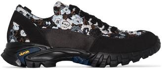 Cecilie Bahnsen Max floral-jacquard sneakers