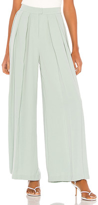 Line & Dot Pavia Pleated Pants