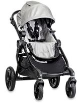 Baby Jogger City Select Single Stroller in Silver/Black