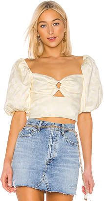 C/Meo Elate Top In Butter