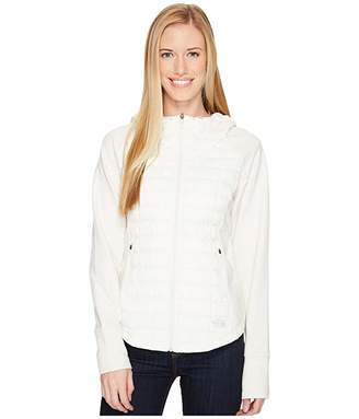 The North Face Endeavor ThermoBall Jacket (Vaporous Grey) Women's Coat