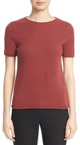 Theory Women's 'Tolleree' Short Sleeve Cashmere Pullover
