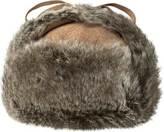 Kangol Men's Wool Ushanka Trapper Hat