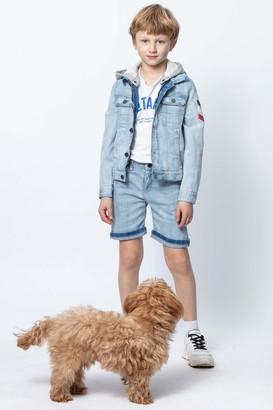 Zadig & Voltaire Kids Noah Jacket