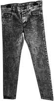 Cheap Monday Anthracite Cotton - elasthane Jeans for Women